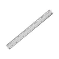 Linijka 30cm aluminium Grand GR111-30