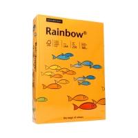 Papier ksero A4 160g jasnopomarańczowy Rainbow 22