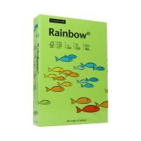 Papier ksero A4 160g jasnozielony Rainbow 74