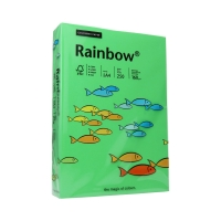 Papier ksero A4 160g ciemnozielony Rainbow 78