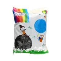 Balon 10 metaliczny czarny (100) Fiorello