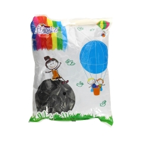 Balon 12 metaliczny czarny (100) Fiorello