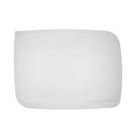 Mata biurko 500x650 przezroczysta matowa Leitz
