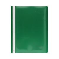 Skoroszyt twardy zielony Bantex Lux Maxi 3242