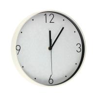 Zegar ścienny biały WOW Leitz