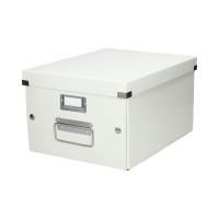 Pudełko C&S uniwersalne średnie białe WOW Leitz
