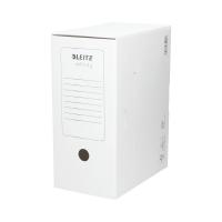 Pudło archiwizacyjne 330x225x150 białe Infinity Leitz