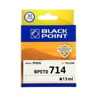 Tusz Epson T0714 yellow 13ml BP