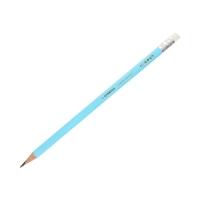 Ołówek z gumką HB niebieski Pastel Swano Stabilo 4908/06