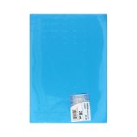 Papier samoprzylepny A4 niebieski (20) Kreska