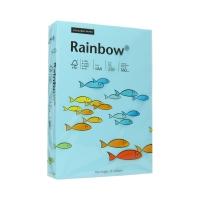 Papier ksero A4 160g morski Rainbow 84