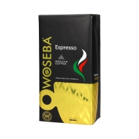 Kawa mielona Woseba Espresso 500g