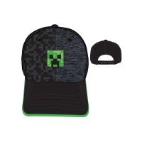 Czapka z daszkiem Creeper Minecraft 708020001