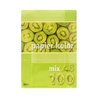 Papier ksero A3 80g mix (100)