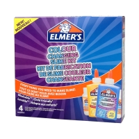 Zestaw glutków Color Changing Slime Kit Elmers 2109487