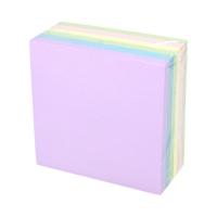Karteczki 85x85x4cm kolor klejona