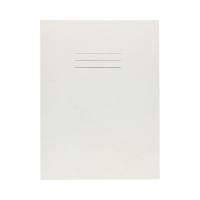 Skoroszyt zwykły A4 1/1 biały 250g b/nadruku