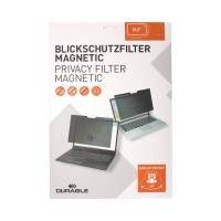 Filtr prywatyzujący 12.5'' magnetyczny + etui Durable 514257