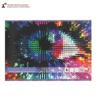 Wycinanka samoprzylepna B4/6 holograficzna Intredruk