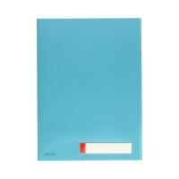 Folder A4 - 3 przegródki niebieski Leitz Cosy
