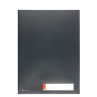 Folder A4 - 3 przegródki szary Leitz Cosy 47160089
