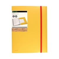 Album ofertowy A4/20 poszerzony żółty Plus Leitz Cosy 46700019