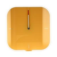 Zegar ścienny żółty Leitz Cosy 90170019