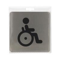 Piktogram Toaleta niepełnosprawni Durable 495923