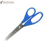 Nożyczki szkolne 13.5cm linijka Fiorello