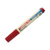 Marker flipchart 1-5mm czerwony ścięty Edding 32 EcoLine