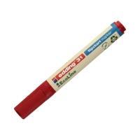Marker flipchart 1.5-3.0mm czerwony okrągły Edding 31 EcoLine