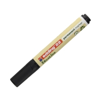Marker permanentny 1.0-5.0mm czarny ścięty Edding 22 EcoLine