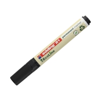 Marker permanentny 1.5-3.0mm czarny okrągły Edding 21 EcoLine