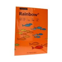 Papier ksero A3 80g pomarańczowy Rainbow 24