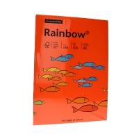 Papier ksero A3 80g ciemnopomarańczowy Rainbow 26