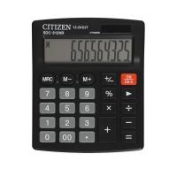 Kalkulator 12-pozycyjny SDC812NR Citizen czarny