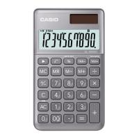 Kalkulator 10-pozycyjny szary SL-1000SC-GY-S Casio