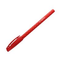 Długopis 0.50mm czerwony Rystor New Kropka