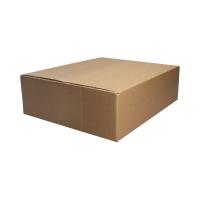 Karton klapowy 250x340x315 475g/m2 brązowy