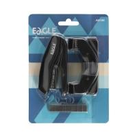 Zestaw dziurkacz /zszywacz /zszywki czarny Eagle J5072BC