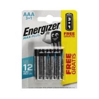 Bateria alkaliczna LR03 AAA Max Plus Energizer (4)