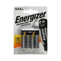 Bateria alkaliczna LR03 AAA Base Energizer (4)