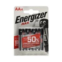 Bateria alkaliczna LR6 AA Max Energizer (4)