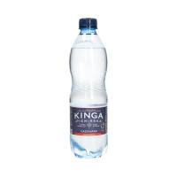 Woda mineralna 500ml gazowana Kinga Pienińska