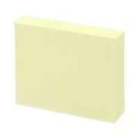 Karteczki samoprzylepne 40x50/100 żółte Tamto