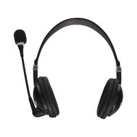 Słuchawki przewodowe nauszne z mikrofonem Natec Drone NSL-1692