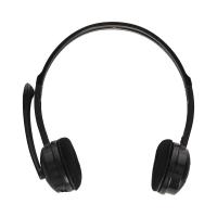 Słuchawki przewodowe nauszne z mikrofonem Natec Canary Go