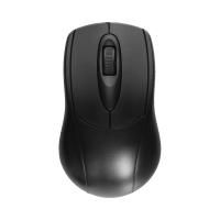 Mysz optyczna przewodowa USB czarna Natec Ruff NMY-0877
