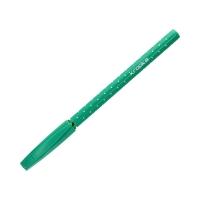 Długopis 0.50mm zielony Rystor New Kropka