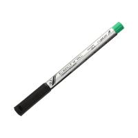 Cienkopis kreślarski 0.3 zielony Rystor New